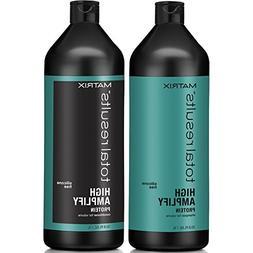 Matrix Total Results High Amplify Volume Shampoo and Conditi
