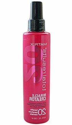 MATRIX TOTAL RESULTS MIRACLE CREATOR 20 - 6.8 FL OZ. LOWEST