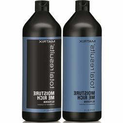 Matrix Total Results Moisture Me Rich Shampoo & Conditioner