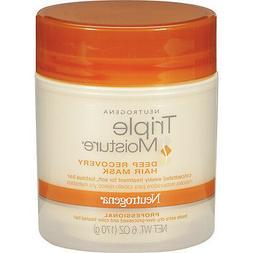 Neutrogena Triple Moisture Deep Recovery Hair Mask - 6 oz