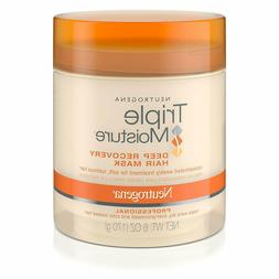 Neutrogena Triple Moisture Deep Recovery Hair Mask Moisturiz