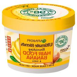Garnier Ultimate Blends Hair Food Banana 3-in-1 Dry Hair Mas