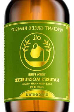 Unscented Organic Blend of Almond, Jojoba, Grapeseed, Olive