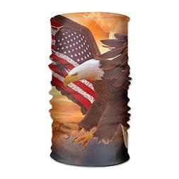 Usa Eagle National Bird And Flags Unisex Fashion Quick-dryin