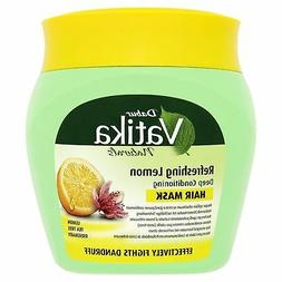 Dabur Vatika LEMON Deep Conditioning Hair Mask Cream FIGHTS