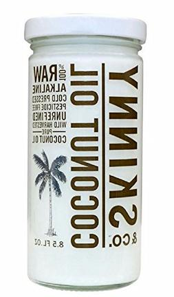 SKC001 8.5oz 100% Virgin Coconut Oil. Can be used as moistur