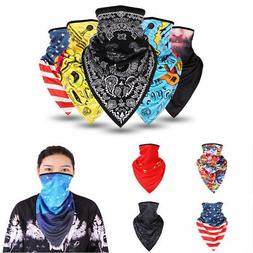 vivid extended triangular mask windproof breathable outdoor