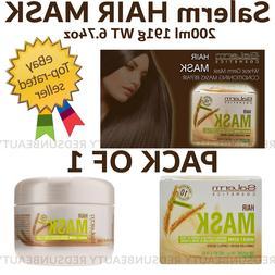 Salerm Wheat Germ Capillary Mascarilla Capillar Hair Mask 20