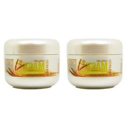 "Salerm Wheat Germ Mask  6.74oz ""Pack of 2"""