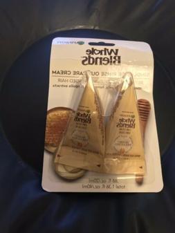 Garnier Whole Blends Care Cream Hair Mask Honey Treasures 2