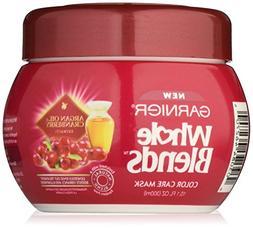 Garnier Whole Blends Color Care Mask, Argan Oil & Cranberry
