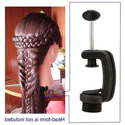 AOBILE Wig Stands Mannequin Training Head Stand Holder Wig S
