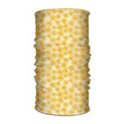 Yellow Sunflowers Unisex Fashion Quick-Drying Microfiber Hea